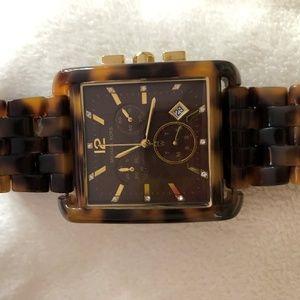 Michael Kors Women's Tortoise Watch